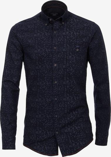 Casa Moda Langarm Freizeithemd in blau, Produktansicht
