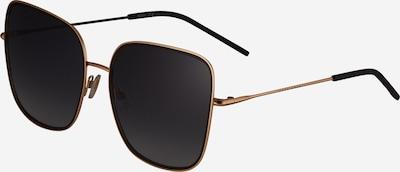 BOSS Casual Zonnebril '1280/S' in de kleur Goud / Zwart, Productweergave