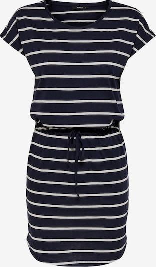 ONLY Kleid 'ONLMay' in schwarz / weiß, Produktansicht