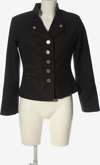 Authentic Clothing Company Woll-Blazer in S in schwarz, Produktansicht