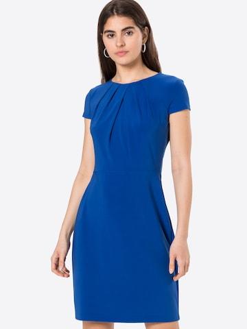 Rochie mulate 'BRENDA' de la Lauren Ralph Lauren pe albastru