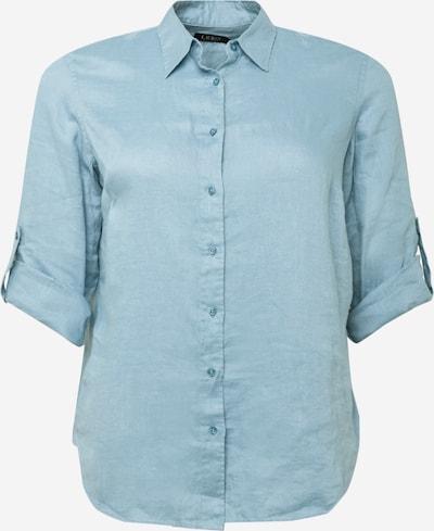 Lauren Ralph Lauren Blusa en azul claro, Vista del producto