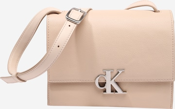 Calvin Klein Jeans Tasche in Beige