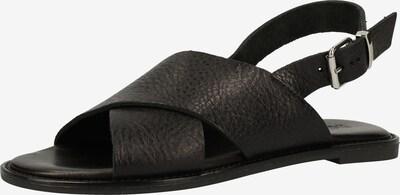 INUOVO Sandalen met riem in de kleur Zwart, Productweergave