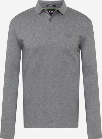 BOSS Casual Poloshirt 'Pirol' in graumeliert, Produktansicht