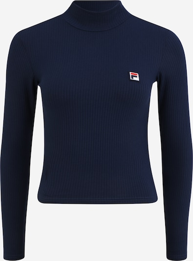 FILA Shirt 'CEYLA' in Dark blue / Red / White, Item view