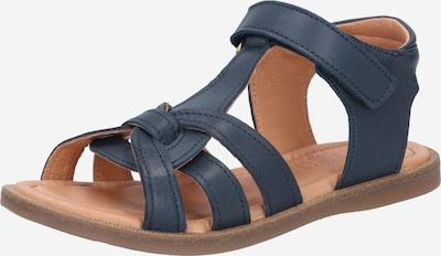 Sandale 'Bex' BISGAARD pe bleumarin, Vizualizare produs