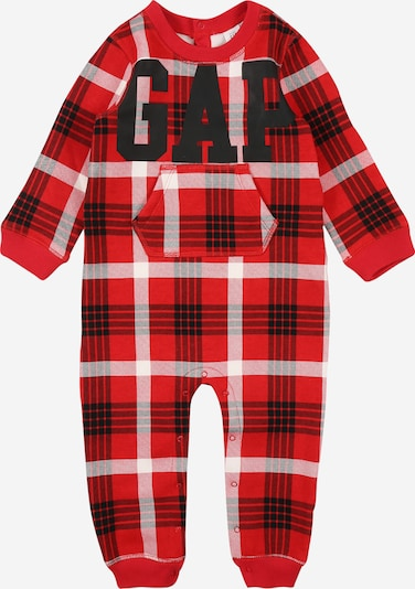 GAP Overal - červená / černá / bílá, Produkt