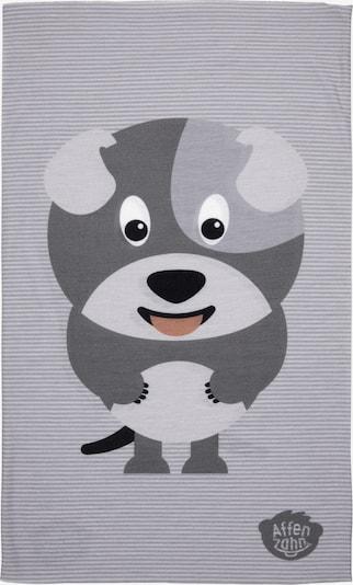 Affenzahn Schlauchschal Hund in grau, Produktansicht