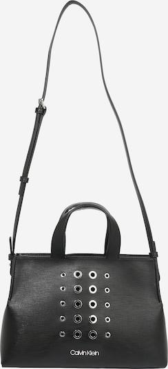 Calvin Klein Käekott must / Hõbe, Tootevaade