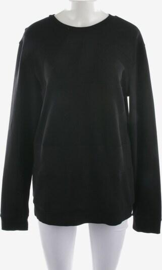 HUGO Sweatshirt / Sweatjacke in L in schwarz, Produktansicht