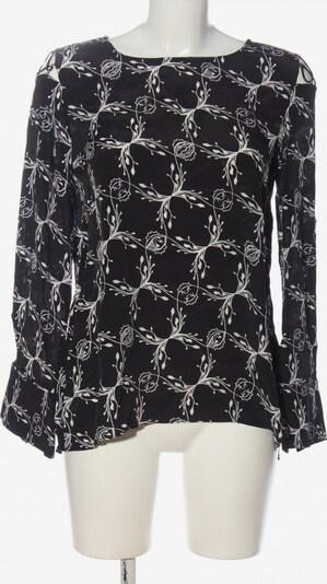 Dorothee Schumacher Schlupf-Bluse in S in schwarz / weiß, Produktansicht