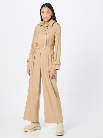 Paisie Jumpsuit 'Orleans' in Beige, View model