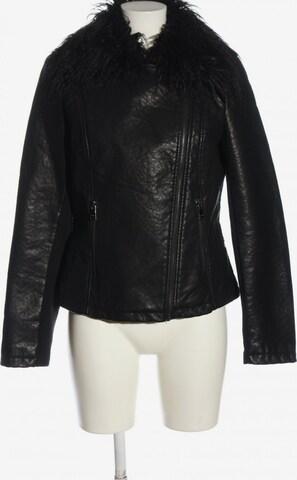 bebe Jacket & Coat in M in Black
