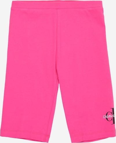 Calvin Klein Jeans Shorts in pink / schwarz / weiß, Produktansicht