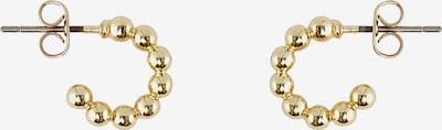PIECES Boucles d'oreilles 'Jumia' en or, Vue avec produit