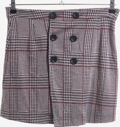 Hailys Skirt in M in Light beige / Dark brown / Dark red, Item view