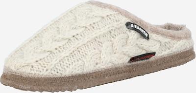 GIESSWEIN Pantofle - offwhite, Produkt