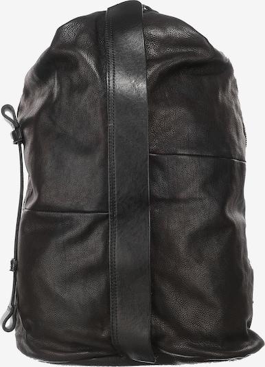 A.S.98 Rucksack in schwarz, Produktansicht