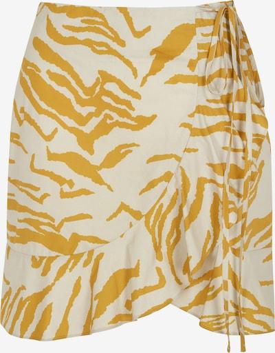 Aligne Sukňa 'Cressida' - zlatá žltá / prírodná biela, Produkt