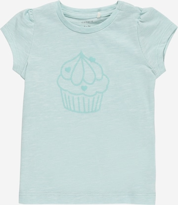 T-Shirt 'HANNE' NAME IT en vert