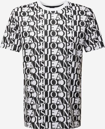 JOOP! Jeans T-Shirt in schwarz / weiß, Produktansicht