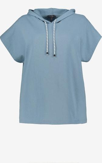 Gina Laura Sweatshirt in hellblau, Produktansicht