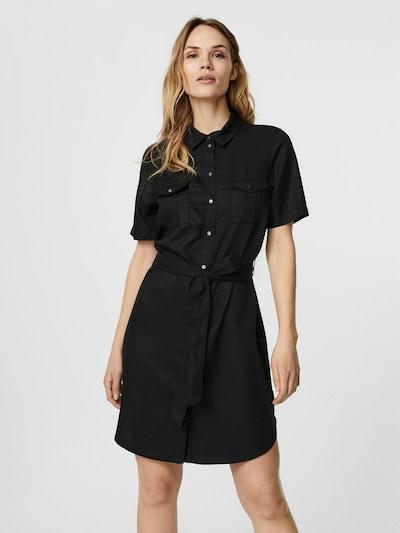 VERO MODA Košulja haljina u crna, Prikaz modela
