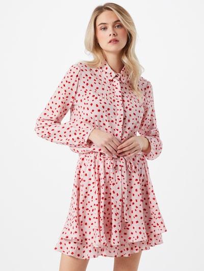 STEFFEN SCHRAUT Košilové šaty 'Jacky' - světle růžová / červená, Model/ka