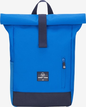 Johnny Urban Backpack 'Aaron' in Blue