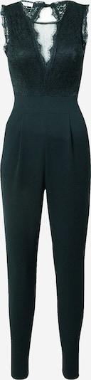 WAL G. Jumpsuit en negro, Vista del producto