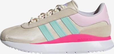ADIDAS ORIGINALS Sneaker 'Andridge' in creme / hellbeige / jade / mauve, Produktansicht