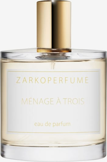 Zarkoperfume Parfüm 'Ménage à trois' in gold / transparent, Produktansicht