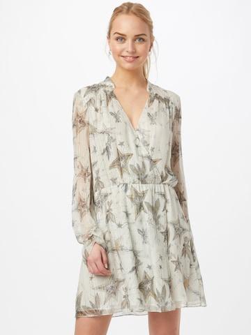 PATRIZIA PEPE Kleid в бяло