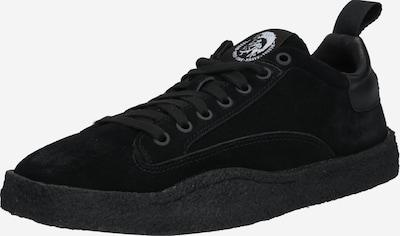 DIESEL Zemie apavi 'CLEVER' melns, Preces skats