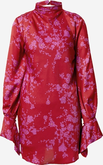 Free People Kleid 'Aries' in lila / rot, Produktansicht