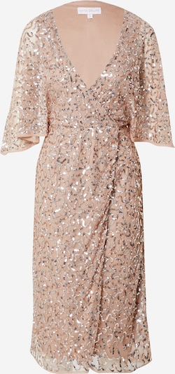 Maya Deluxe Evening dress in Nude / Silver, Item view