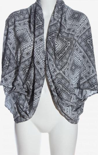 Cotton On Cardigan in XS in schwarz / weiß, Produktansicht