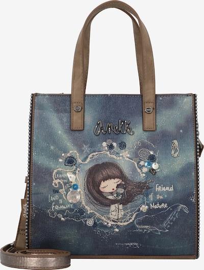 Anekke Handtasche 'Iceland' in mischfarben, Produktansicht
