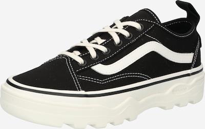 fekete / fehér VANS Rövid szárú edzőcipők 'Sentry Old Skool', Termék nézet