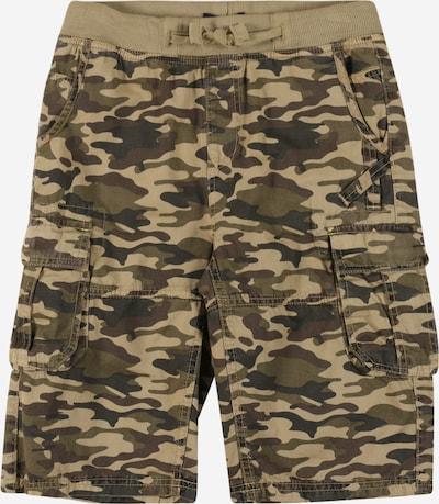 LEMON BERET Pantalon en sépia / noisette / kaki / noir, Vue avec produit