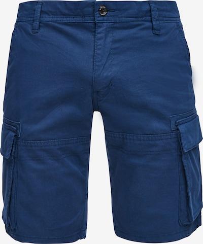 s.Oliver Cargobroek in de kleur Blauw, Productweergave