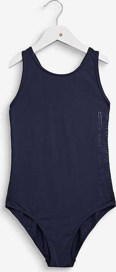 Esprit Bodywear Badeanzug in dunkelblau, Produktansicht