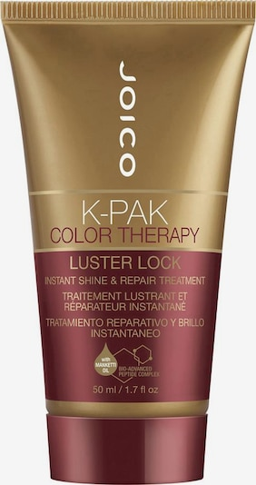 Joico Haarkur 'Luster Lock' in braun / gold, Produktansicht