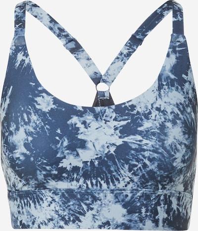Marika Sport bh 'Kai' in de kleur Blauw / Wit, Productweergave