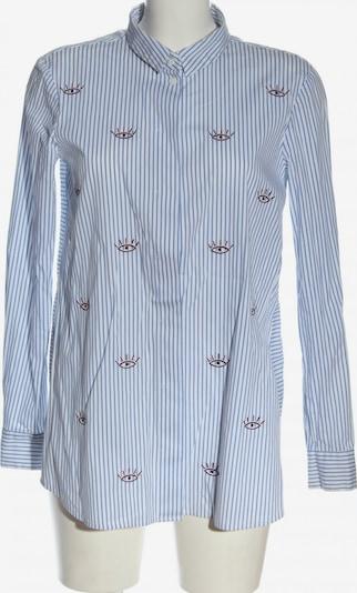 talkabout Langarmhemd in M in blau / schwarz / weiß, Produktansicht