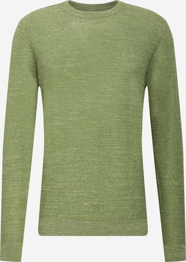 SELECTED HOMME Pullover 'BUDDY' in grasgrün, Produktansicht