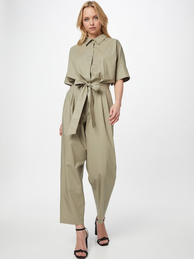IVY & OAK Jumpsuit in oliv, Modelansicht