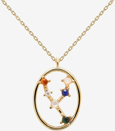 P D PAOLA Necklace in Gold, Item view