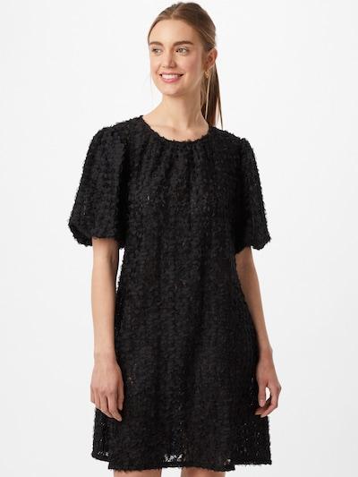 Forever Unique Kleid in schwarz, Modelansicht